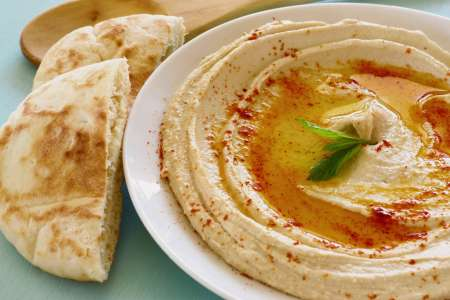Mediterranean Hummus Bar