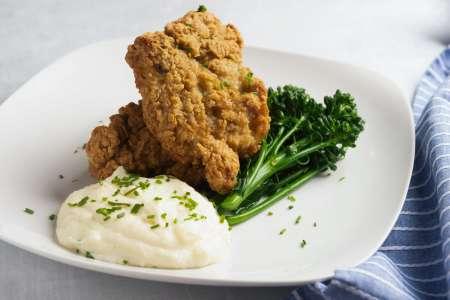 michael grandma's fried chicken