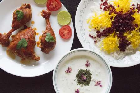 Classic Persian Chicken