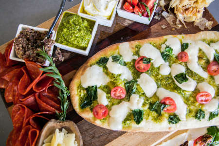 Modern Flatbreads From Around the World