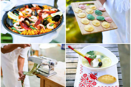 Personal Chef Services - Private Events by Chef Polina