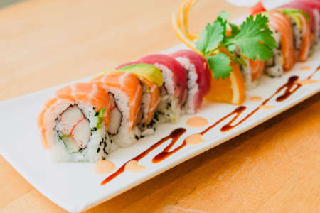 Intro to Traditional Sushi Rolls