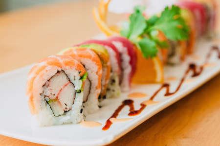 Incredible Sushi Fare