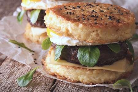 Make a Gourmet Ramen Burger