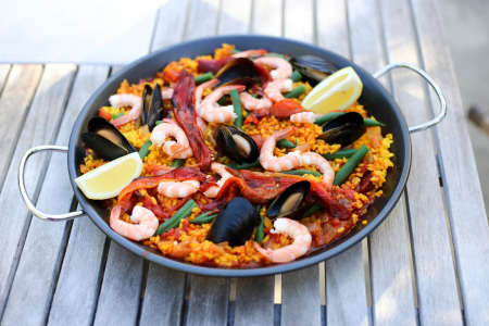 Paella-Making & Tapas Party