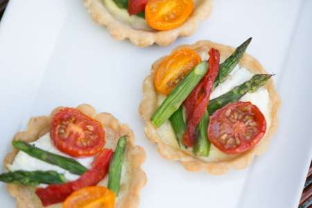 Sweet and Savory Tartlets