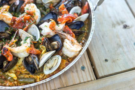 Tapas and Paella From Scratch