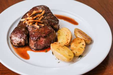 French Steakhouse With Style