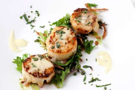 Classic French Seafood Fare