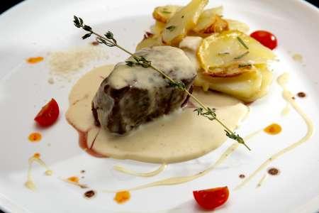 Three-Course Fine Dining Menu