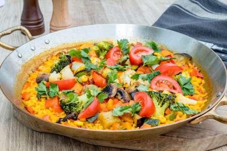 Spanish Tapas and Paella Feast