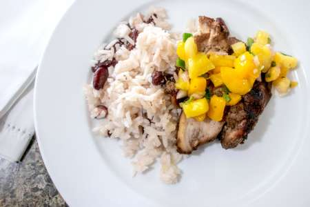 Caribbean Fare With Flair