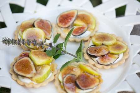 Sweet and Savory Tartlets for 2