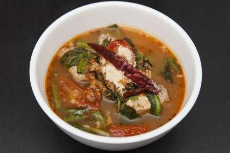 Five Courses of Thai Cuisine