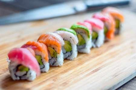 Intermediate Sushi Techniques