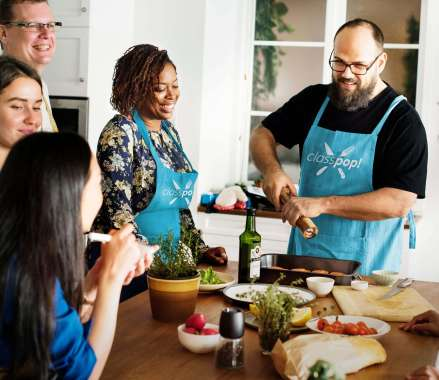 Gift card - Dinner or Cooking classes