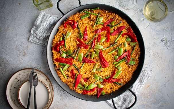 Vegan Paella recipe