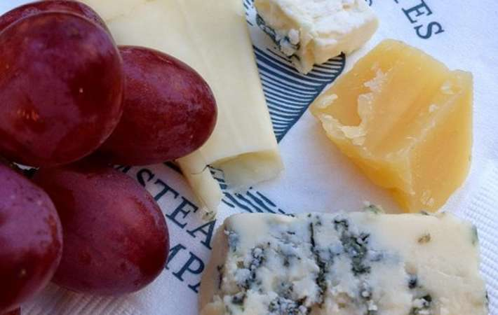 go on a cheese tasting tour in marin county for a top california food tour