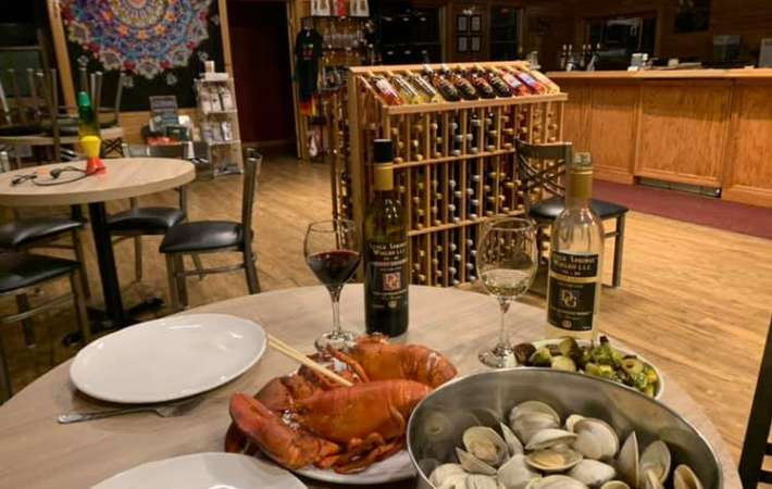 silver springs winery is one of the best food tours in new york