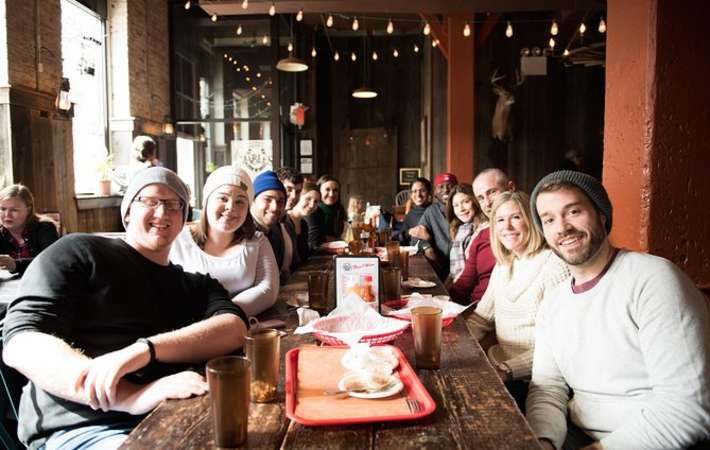 Sunday Funday: A Boozy Brooklyn Tour is one of the best food tours in new york