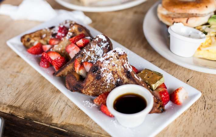 best brunch in Los Angeles