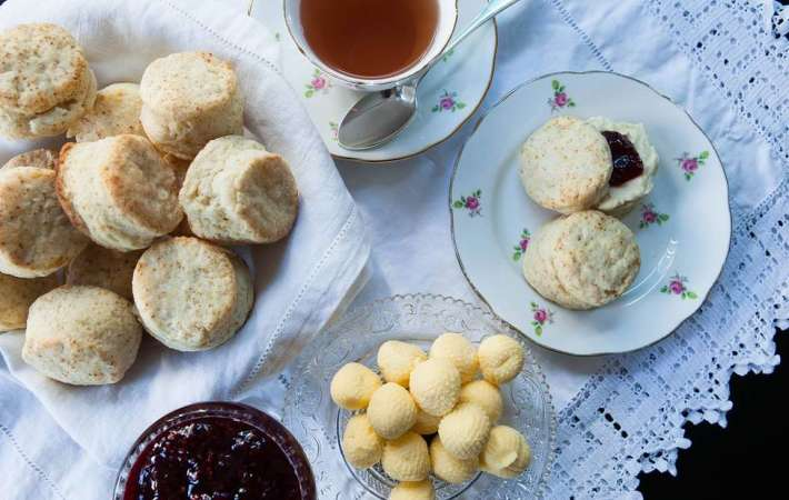 Fun team building activities like High Tea are perfect for your group