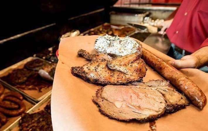 Cooper's Old Time Pit Bar-B-Que serves some of the best BBQ in Austin