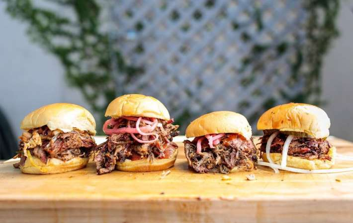 if you're looking for the best BBQ in Austin, visit La Barbecue