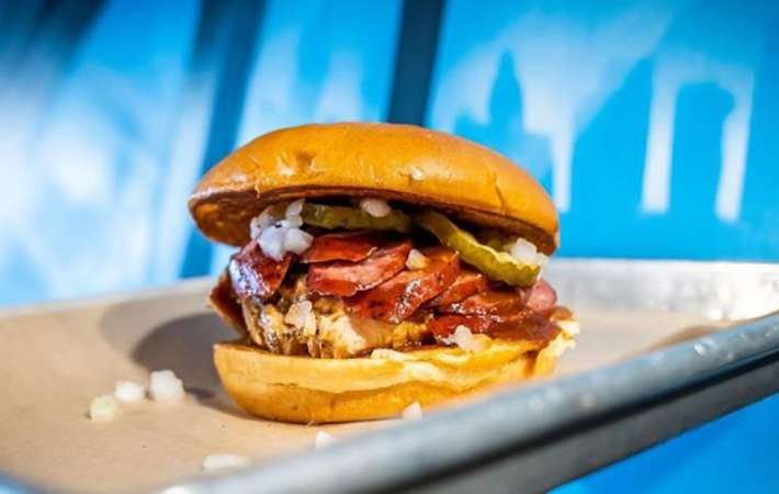 SLAB BBQ has some of the best bbq in Austin