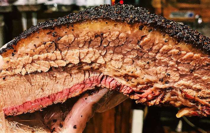 visit Terry Black's BBQ in Austin for great Texas barbecue