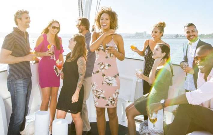 take a hornblower cruise for a unique team building activity in nyc