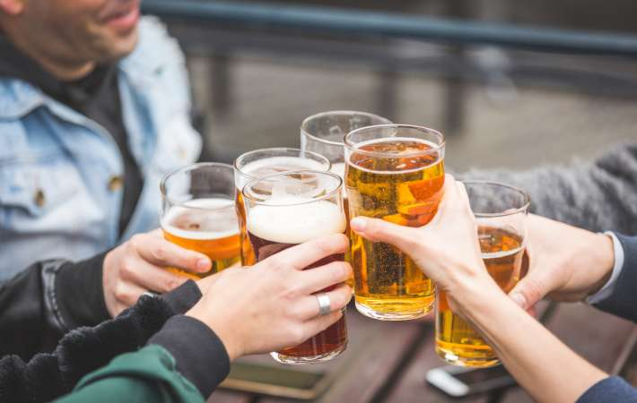 a sonoma county brewery tour is one of the top california food tours