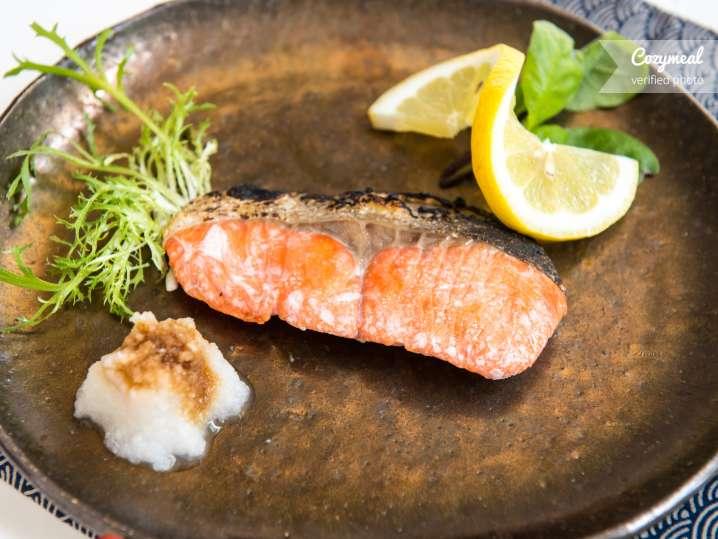 Cumin and Turmeric Salmon