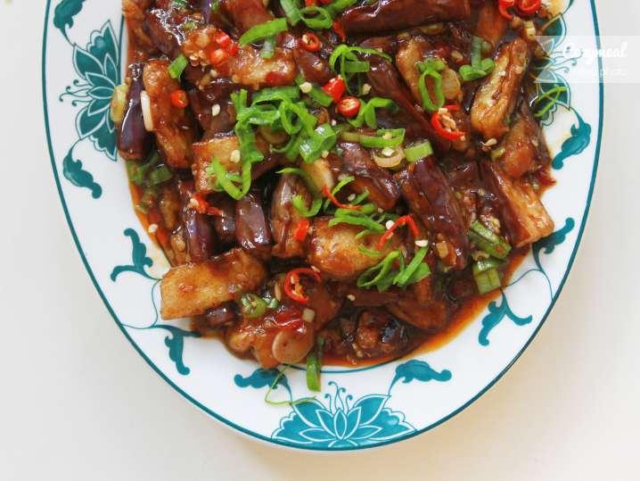 Seasonal Vegetable Stir Fry