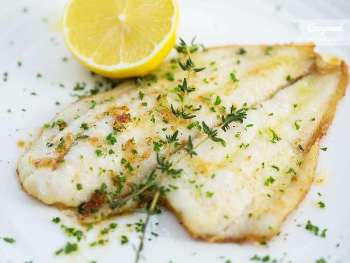 Lemon Herb Flounder