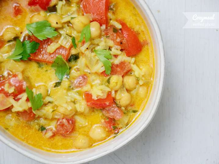 Coconut Yellow Curry
