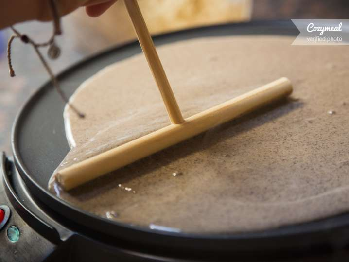 Crepes Class in San Francisco