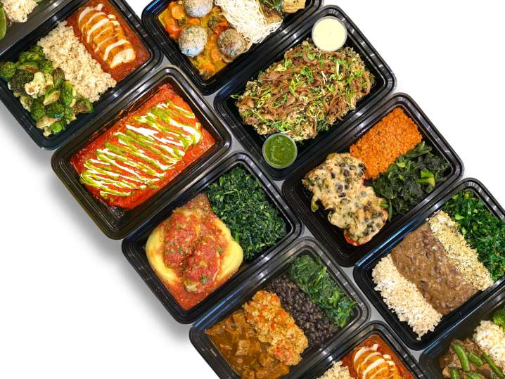 Meal Prep Delivery