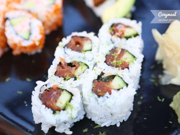 Sushi Making Class in SF