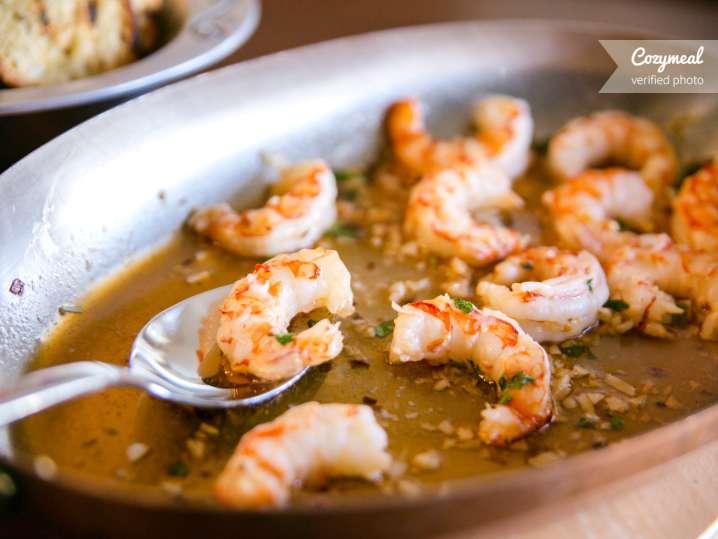 argentine garlic shrimp