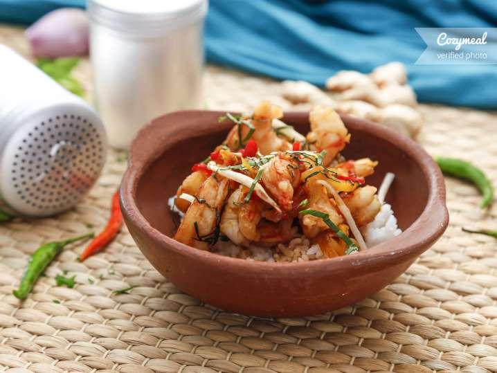 bahia shrimp