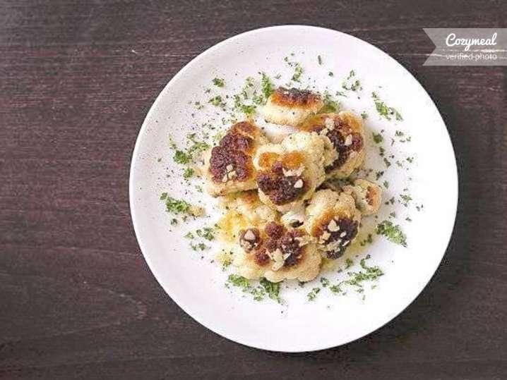 cauliflower milanese