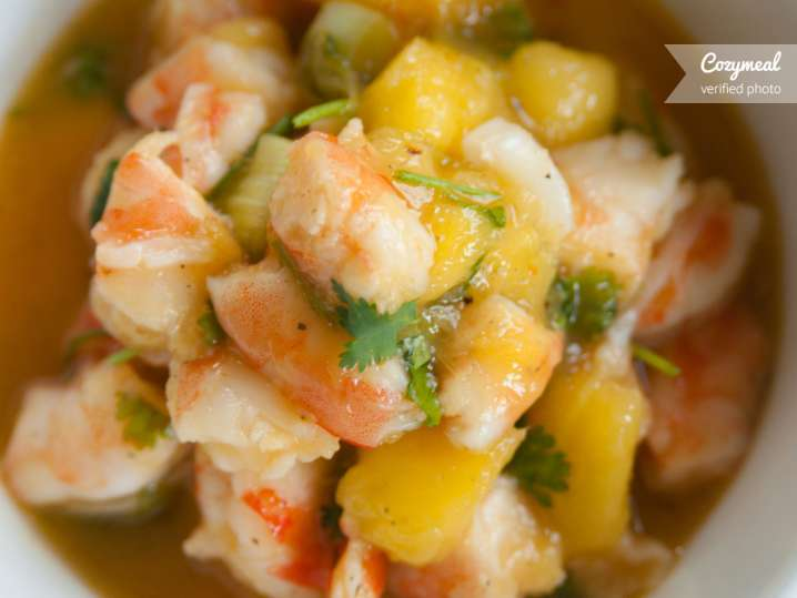 citrus fish ceviche