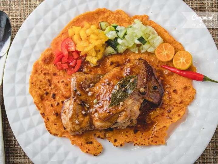 Adobo Marinated Chicken