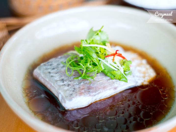 fish in fermented black bean sauce