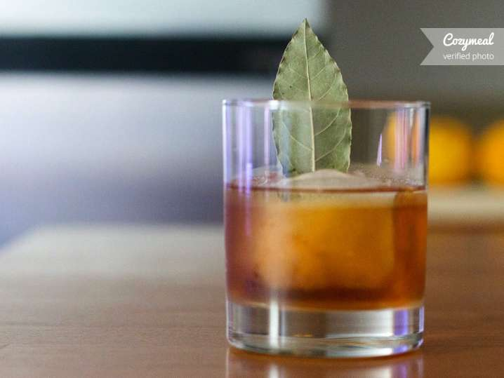 mexican old fashioned