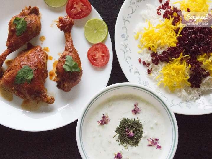 persian chicken class