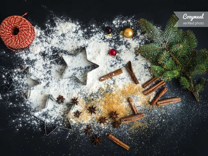 winter baking