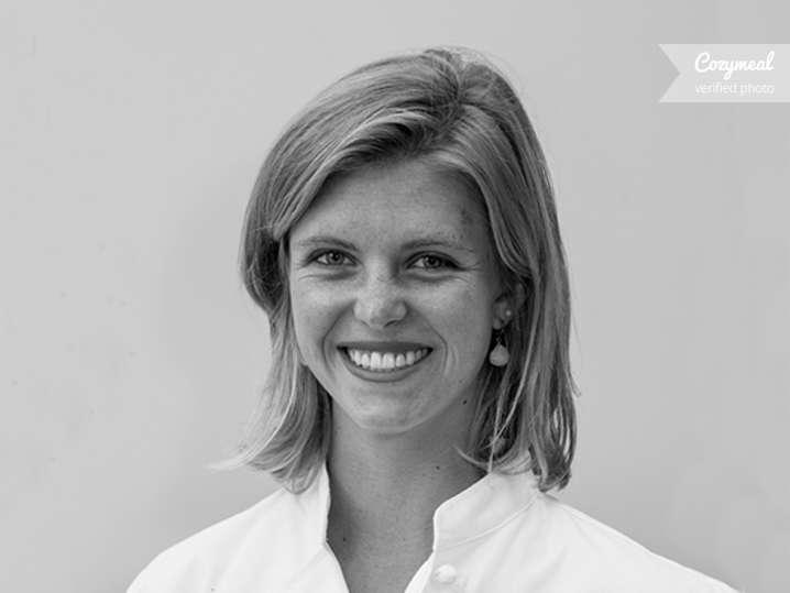 Chef Anja Portrait