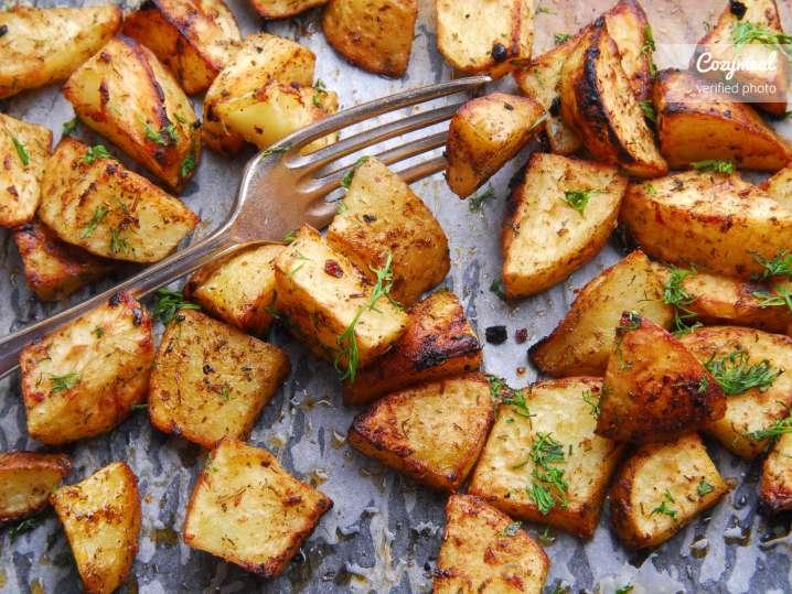 Chef Carolina Potatoes